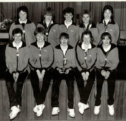 ESNA 1988 ICT Under 19 winners Great Manchester