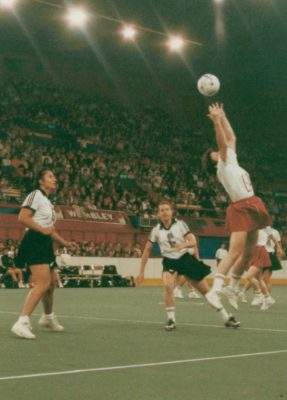 1988 England v New Zealand, 2nd Test, November, Wembley