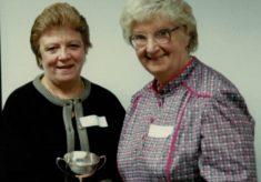 1988 Muriel McNally Award