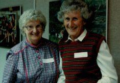 1988 Presentation to Liz Dendy, CCPR/AENA Liason