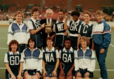 1988 Clubs Knockout Tournament, Wembley