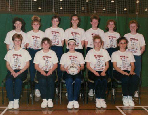 1989/1990 England Under 18 Squad