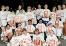 1999 Coca Cola Skills Award Day, Bridgnorth, Shropshire, 24th July