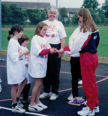 1999, Coca Cola Skills Award Day, Mid Hants, 16th May
