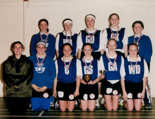 Under 14 runners up