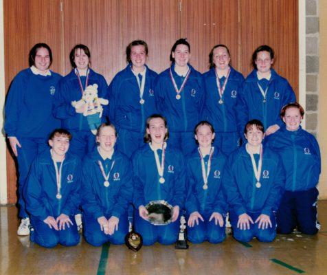 Under 19 winners Oldham