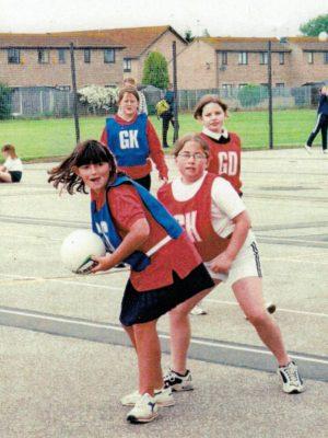 2000 High Five at Colbayns School