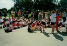 2000 High Five, Marston Vale School, Middlesex, 10th June