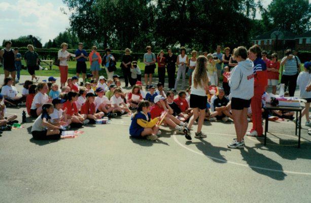 Presentations by Debbie Jones, England Squad