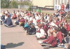 2000 High Five at Woodham School, 24th May