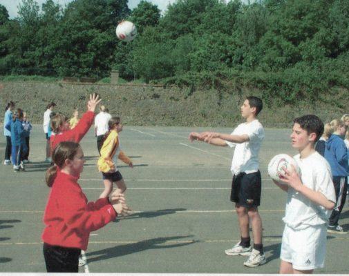 2000 High 5 at Angley School, Cranbrook, Kent