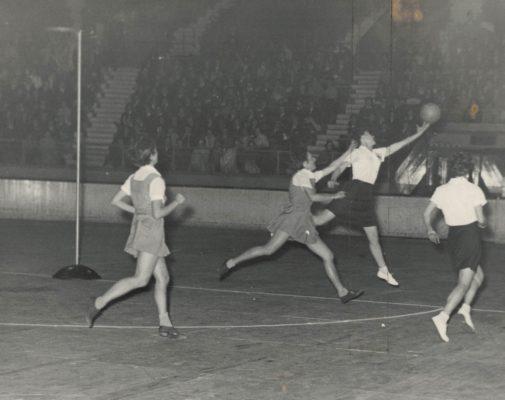 1956, England v Australia, Harringay, May