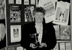 1990 Marion Lofthouse and Muriel McNally Award