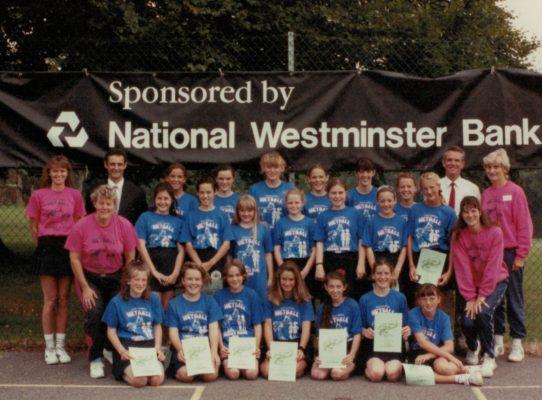 1992 Summer School, Polham School, Darlington