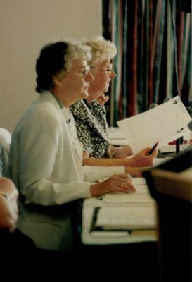 1995 9th World Championship, Birmingham, visit by HRH Prince Edward, ceremonies, conference & dignitaries