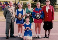 1996 National Junior Championship, Portsmouth, July