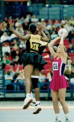 2000 England U21 v Jamaica U21
