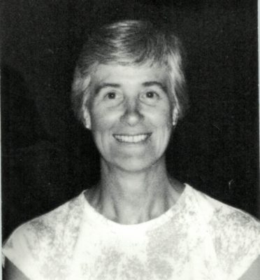 Ann West - Squad Manager