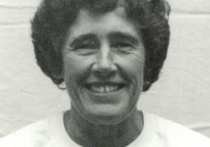 Betty Galsworthy - National Coach