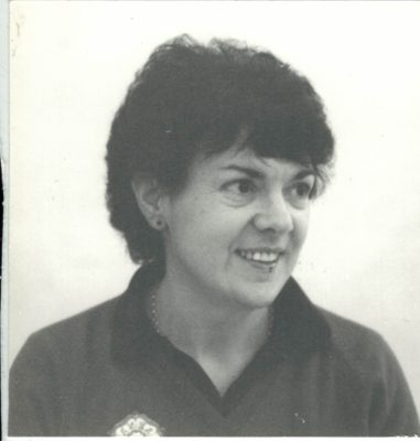 Maureen Lee, National Umpire