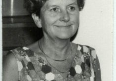 Nora Ashworth, Officer and Life Member