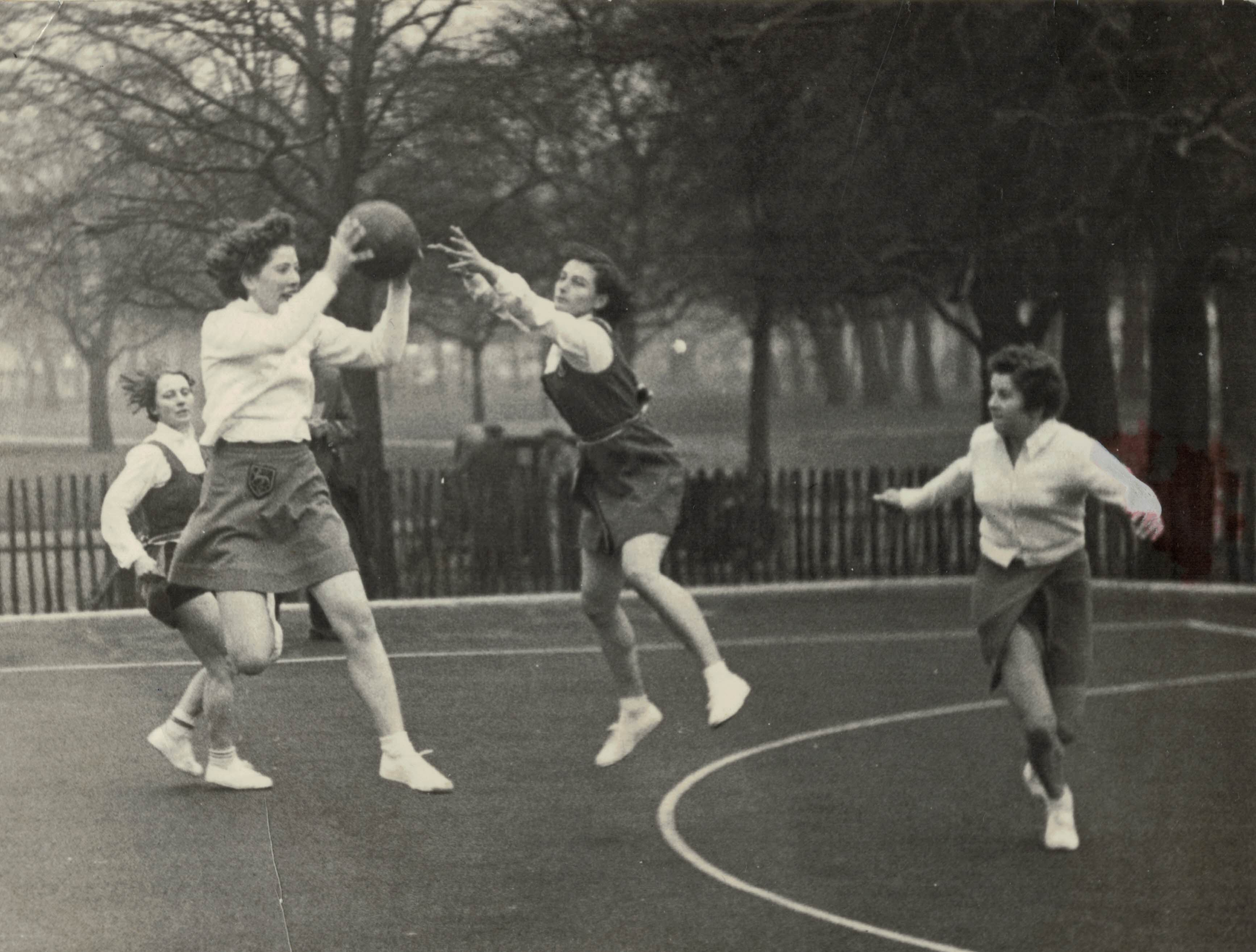 1955 Surry v Essex, Clapham Common