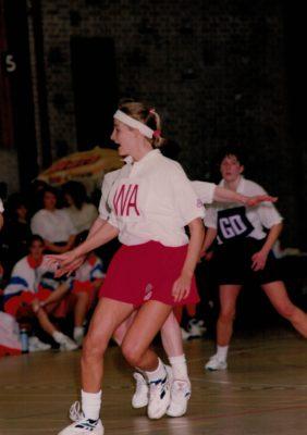 1995 England v Scotland, February.