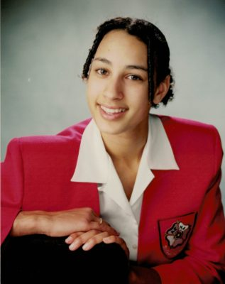 Geva Mentor selected for the England 2000 squad, July 1999