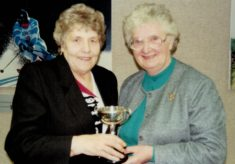 1991-1992 Muriel McNally Award