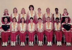 1998 Commonwealth Games Squad in New Zealand