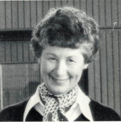 Annette Cairncross, President
