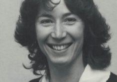 Jillean Hipsey, England Captain