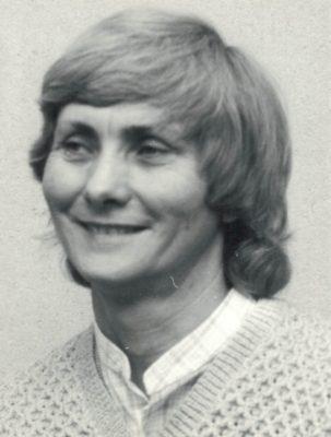 Joyce Wheeler, England Coach