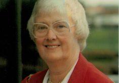Jean Bourne, President