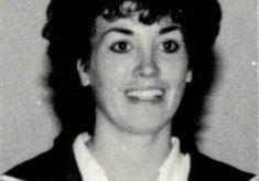 Kim Lambden, England player
