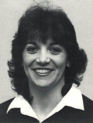Helen Fradley, England player