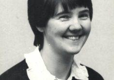 Jill Bickerstaff, England player