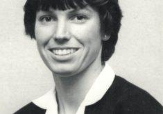 Gill White, England player