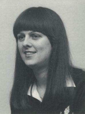 Denise Hunter, England player