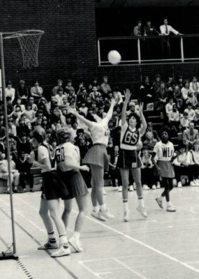 1984 England V Wales, Under 18s and Seniors, Huddersfield 18 Feb 1984