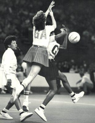 1984 England v Jamaica, Wembley, 24th November, Sugar International Trophy