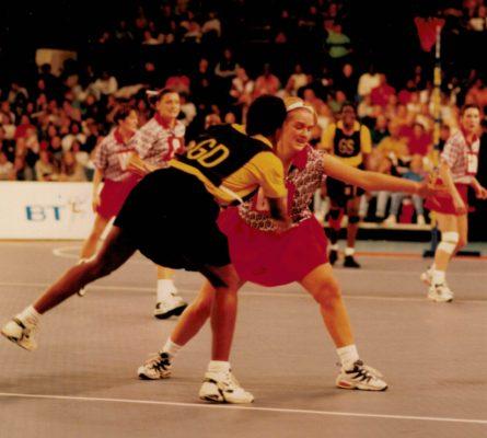 1996 England v Jamaica, Wembley