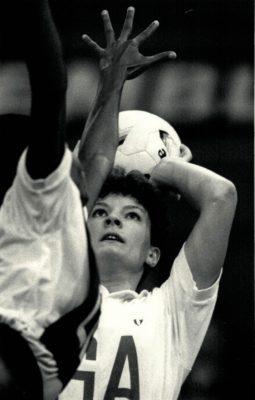 Sheila Edwards (GA) aims to shoot | David Shopland Sports Photography