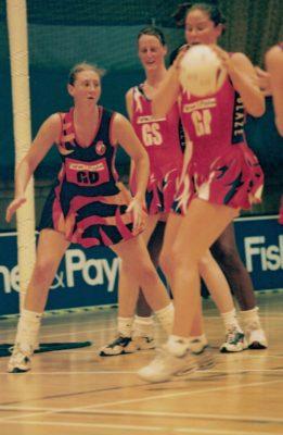 GS Alex Davis (Astle), GA Helen Buckingham, GD Natalie Connor
