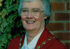 Jean Bourne - President