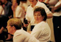 Joan Mills, Cheryl Dewhirst & Sheila Corrigan
