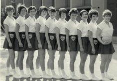 1967 England Squad for 2nd World Tournament, Perth, Australia