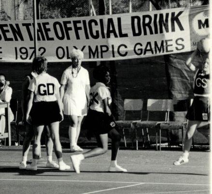 Mary Thomas England Umpire, 3/4/72