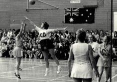1978 South v Australia, Bracknell