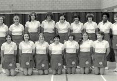 1979 East Region Centre of Excellence Squad